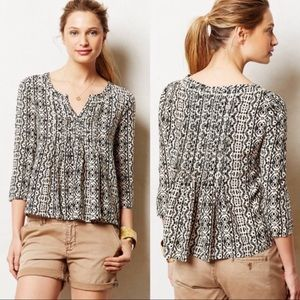 Anthropologie | Vanessa Virginia Mahdia Blouse